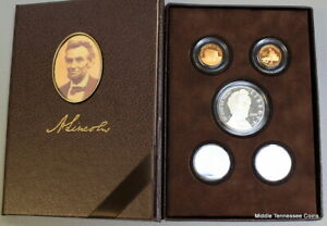 2009 LINCOLN COIN & CHRONICLES SET IN OGP W/COA AND OUTER SLEEVE  SILVER DOLLAR