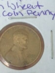 1929NO MINT LINCOLN WHEAT CENT