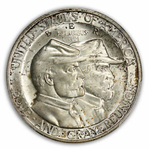 Click now to see the BUY IT NOW Price! GETTYSBURG 1936 50C SILVER COMMEMORATIVE PCGS MS66   CAC