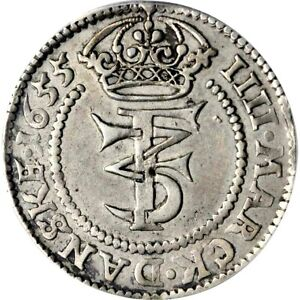 Click now to see the BUY IT NOW Price! 1655 DENMARK KRONE PCGS AU 50 KM 194.2A NO MINTMASTERS MARK LY