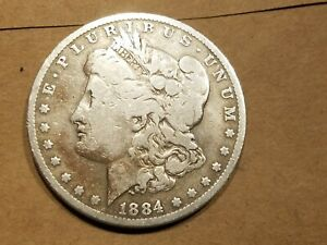 Click now to see the BUY IT NOW Price! 1884 O MORGAN SILVER DOLLAR LIBERTY HEAD $1 AMERICAN EAGLE NICE COIN