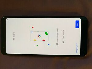 PERFECT CONDITION GOOGLE PIXEL 3A   64GB   JUST BLACK  UNLOCKED   SINGLE SIM