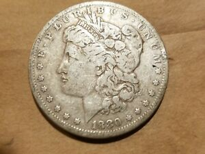 Click now to see the BUY IT NOW Price! 1880 O MORGAN SILVER DOLLAR LIBERTY HEAD $1 AMERICAN EAGLE NICE COIN