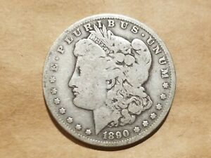 Click now to see the BUY IT NOW Price! 1890 O MORGAN SILVER DOLLAR LIBERTY HEAD $1 AMERICAN EAGLE NICE COIN