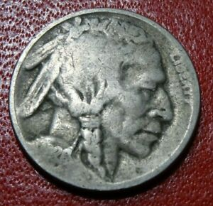 ST OF THE TYPE KEY DATE 1926 S BUFFALO NICKEL COIN LOW MINTAGE OLD 5C