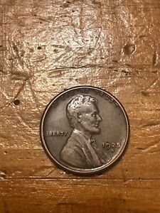 1925 S 1C LINCOLN WHEAT CENT