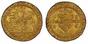 Click now to see the BUY IT NOW Price! BELGIUM. FLANDERS BRUGES. PHILIPPE LE BON  1419 67  AV CAVALIER D'OR PCGS MS64