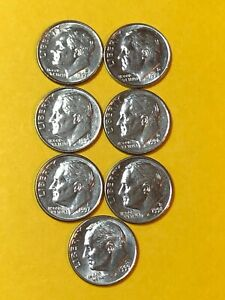 DIME 1993D TO 1999D