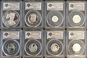 Click now to see the BUY IT NOW Price! 2017S LIMITED EDITION PROOF SET PCGS PR70DCAM  PCGS LABEL   BEAUTIFUL SET