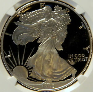 Click now to see the BUY IT NOW Price! 1995 W PROOF SILVER EAGLE NGC PF 69 ULTRA CAMEO