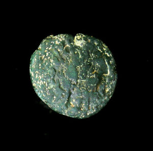 UNKNOWN ANCIENT GREECE KINGDOM OF MACEDONIA POSSIBLY CASSANDER 20MM 5.6G COUNTER