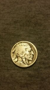 1923 S 5C BUFFALO NICKEL