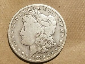 Click now to see the BUY IT NOW Price! 1886 O MORGAN SILVER DOLLAR LIBERTY HEAD $1 COIN AMERICAN EAGLE NICE