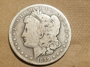 Click now to see the BUY IT NOW Price! 1899 O MORGAN SILVER DOLLAR LIBERTY HEAD $1 COIN AMERICAN EAGLE NICE