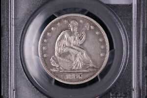 Click now to see the BUY IT NOW Price! 1866 S SEATED HALF DOLLAR NO MOTTO. PCGS XF40. PROBLEM FREE BETTER DATE COIN.