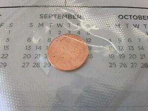 2011 D LINCOLN CENT UNCIRCULATED