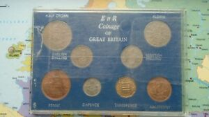 COINSET GREAT BRITAIN 1966