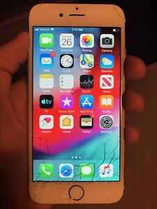 APPLE IPHONE 6   16GB   VERIZON A1549