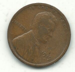 A GOOD/VERY GOOD CONDITION 1919 D LINCOLN CENT OLD COIN JAN713