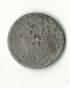 VINTAGE AG/GOOD DETAILS 1883 WITH CENTS LIBERTY HEAD V NICKEL COIN DEC344