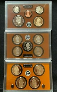 Click now to see the BUY IT NOW Price! 2012 S US MINT PROOF SET OGP & COA 14 COIN SET NICE WITH DEEP CAMEO COINS