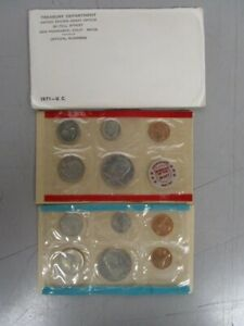 1971 UNCIRCULATED MINT SET  MB1025115