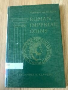 Click now to see the BUY IT NOW Price! READING AND DATING ROMAN IMPERIAL COINS BY ZANDER KLAWANS   PRINTED 1977