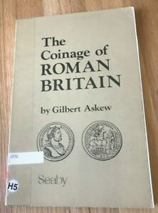 Click now to see the BUY IT NOW Price! THE COINAGE OF ROMAN BRITAIN BY GILBERT ASKEW   PRINTED 1980