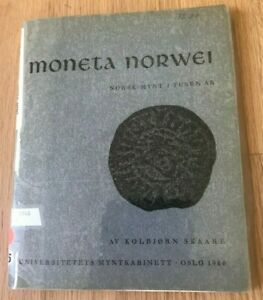 Click now to see the BUY IT NOW Price! MONETA NORWEI BY KOLBJORN SKAARE   PRINTED 1966