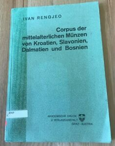 Click now to see the BUY IT NOW Price! CORPUS DER MITTELALTERLICHEN MUNZEN BY IVAN RENGJEO   PRINTED 1959
