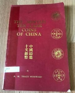 Click now to see the BUY IT NOW Price! THE MINTED TEN CASH COINS OF CHINA BY AM TRACEY WOODWARD   PRINTED 1971