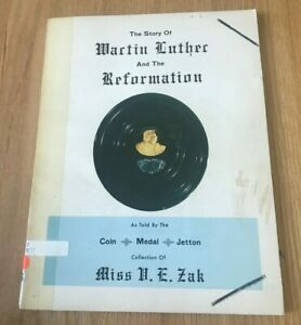 Click now to see the BUY IT NOW Price! MARTIN LUTHER AND REFORMATION TOLD BY COINS MEDALS AND JETTONS   MISS DE ZAK