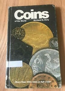 Click now to see the BUY IT NOW Price! COINS OF THE WORLD BY RICHARD DOTY   PRINTED 1976   HARDCOVER