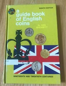 Click now to see the BUY IT NOW Price! A GUIDE BOOK OF ENGLISH COINS BY KEN BRESSETT   8TH EDITION PRINTED 1975