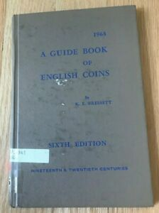 Click now to see the BUY IT NOW Price! A GUIDE BOOK OF ENGLISH COINS BY KEN BRESSETT   6TH EDITION 1968