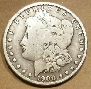 Click now to see the BUY IT NOW Price! 1900 O MORGAN SILVER DOLLAR LIBERTY HEAD $1 COIN AMERICAN EAGLE NICE