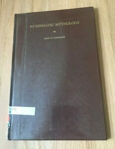 Click now to see the BUY IT NOW Price! NUMISMATIC MYTHOLOGY BY JEAN CAMMANN   PRINTED 1936