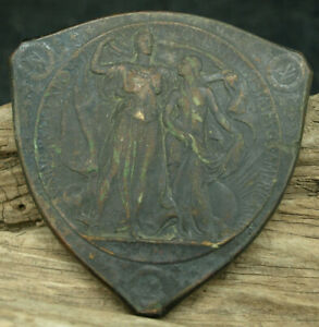 1904 ST. LOUIS LOUISIANA PURCHASE EXPO COMMEMORATIVE MEDAL BY ADOLPH WEINMAN  D3