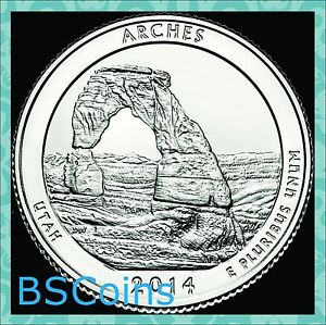 2014 S BU ATB ARCHES NATIONAL PARK UTAH BU QTR.   IN STOCK   FREE SHIP TODAY