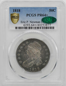 Click now to see the BUY IT NOW Price! 1818 CAPPED BUST 50C PCGS PR 64