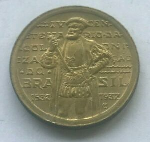 Click now to see the BUY IT NOW Price! 1932 BRAZIL 1000 REIS   UNCIRCULATED