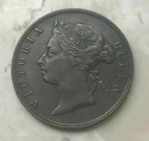 Click now to see the BUY IT NOW Price! 1885 BRITISH HONDURAS CENT   NICE COPPER