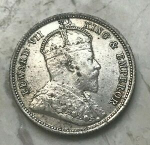 Click now to see the BUY IT NOW Price! 1903 CEYLON 50 CENTS