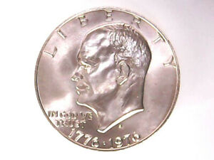 1776 1976 S EISHENHOWER  SPECIAL MINT |40  SILVER USA DOLLAR PERSONAL COLLECTION
