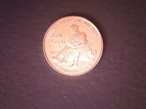 2009 S PROOF LINCOLN FORMATIVE YEARS CENT PENNY