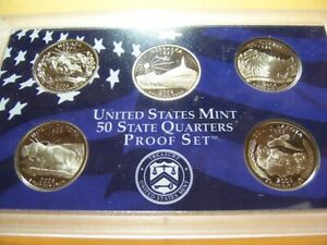 2006S QUARTER PROOF SET  LOW COMBINED SHIPPING