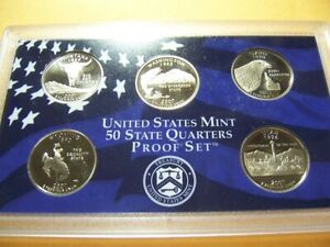 2007S QUARTER PROOF SET  LOW COMBINED SHIPPING