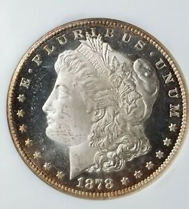 Click now to see the BUY IT NOW Price! 1878 CC $1 TOP POP VAM 11 DMPL DEEP MORGAN SILVER DOLLAR NGC MS 65 DPL