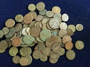 IMPERIAL ROMAN COINS FINE TO FINE  CONDITION
