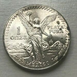 Click now to see the BUY IT NOW Price! 1983 MEXICO LIBERTAD ONZA 1 ONE OZ SILVER ROUND